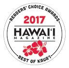 Kauai Readers Choice - 2017